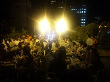 Kudankaikan_beer_garden090710_001