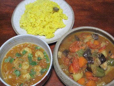 Prawn_currymix_vegetable_curry