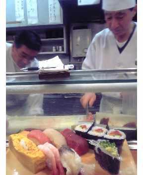 つきじ寿司(築地)