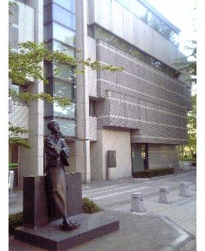 前橋文学館その1