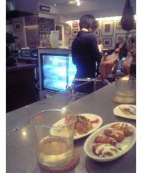 エル セルド(東京・銀座、スペイン料理)